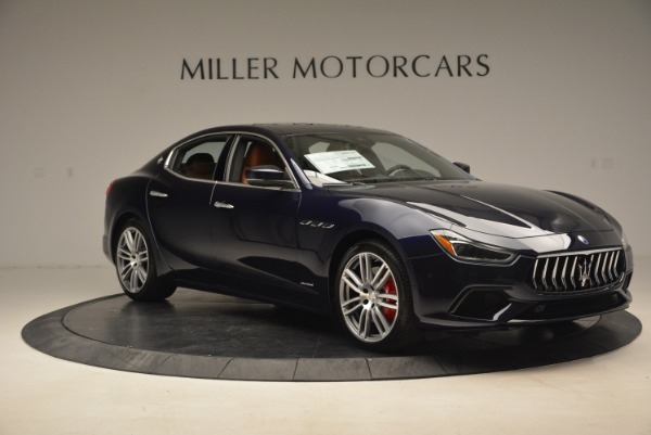 New 2018 Maserati Ghibli S Q4 GranSport for sale Sold at Aston Martin of Greenwich in Greenwich CT 06830 11