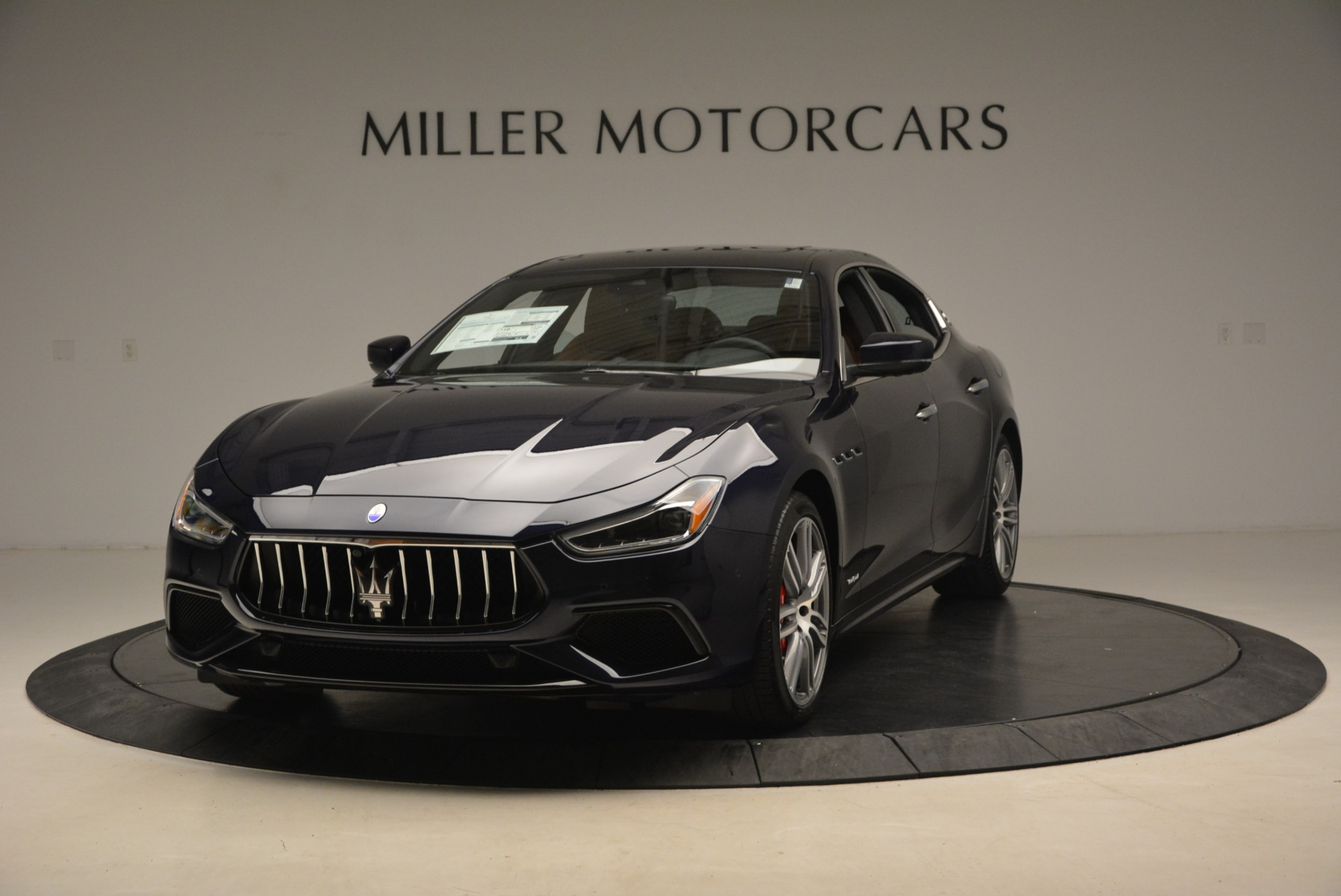 New 2018 Maserati Ghibli S Q4 GranSport for sale Sold at Aston Martin of Greenwich in Greenwich CT 06830 1