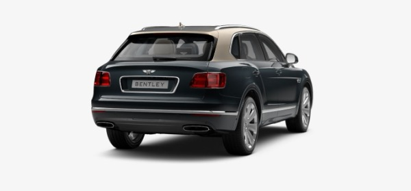 New 2018 Bentley Bentayga Mulliner for sale Sold at Aston Martin of Greenwich in Greenwich CT 06830 3