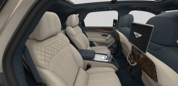 New 2018 Bentley Bentayga Mulliner for sale Sold at Aston Martin of Greenwich in Greenwich CT 06830 8