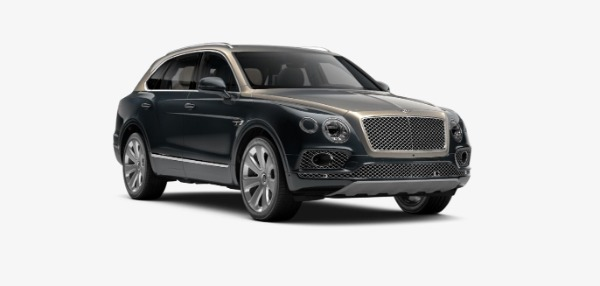 New 2018 Bentley Bentayga Mulliner for sale Sold at Aston Martin of Greenwich in Greenwich CT 06830 1