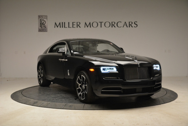 Used 2017 Rolls-Royce Wraith Black Badge for sale Sold at Aston Martin of Greenwich in Greenwich CT 06830 10