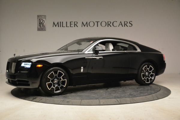 Used 2017 Rolls-Royce Wraith Black Badge for sale Sold at Aston Martin of Greenwich in Greenwich CT 06830 2