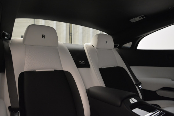 Used 2017 Rolls-Royce Wraith Black Badge for sale Sold at Aston Martin of Greenwich in Greenwich CT 06830 27