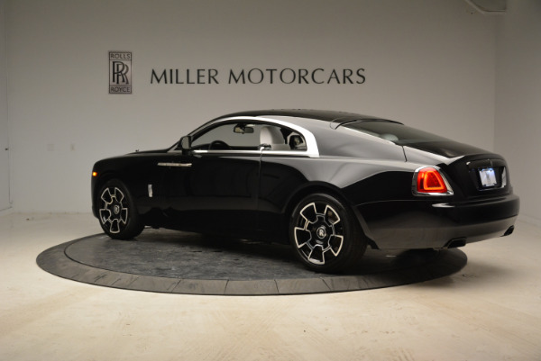 Used 2017 Rolls-Royce Wraith Black Badge for sale Sold at Aston Martin of Greenwich in Greenwich CT 06830 4