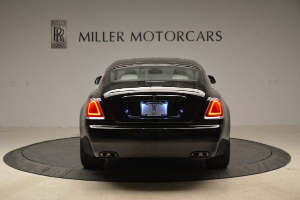 Used 2017 Rolls-Royce Wraith Black Badge for sale Sold at Aston Martin of Greenwich in Greenwich CT 06830 6