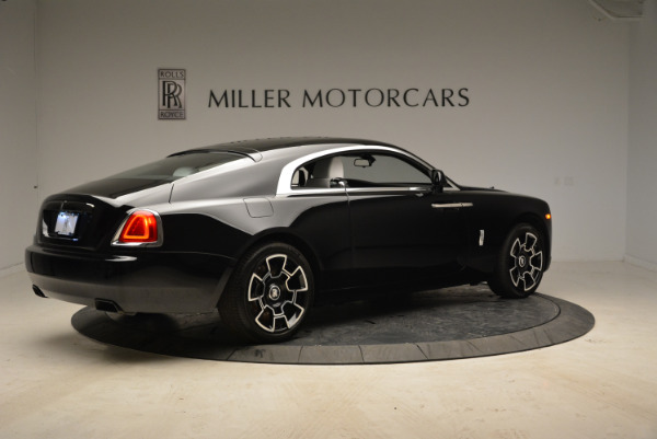 Used 2017 Rolls-Royce Wraith Black Badge for sale Sold at Aston Martin of Greenwich in Greenwich CT 06830 8