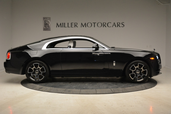 Used 2017 Rolls-Royce Wraith Black Badge for sale Sold at Aston Martin of Greenwich in Greenwich CT 06830 9