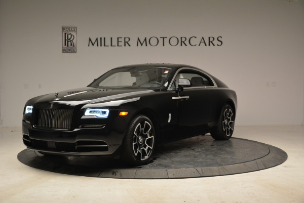 Used 2017 Rolls-Royce Wraith Black Badge for sale Sold at Aston Martin of Greenwich in Greenwich CT 06830 1