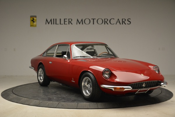 Used 1969 Ferrari 365 GT 2+2 for sale Sold at Aston Martin of Greenwich in Greenwich CT 06830 11