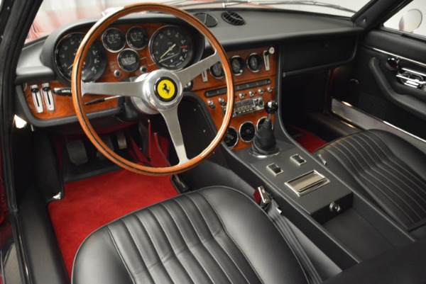 Used 1969 Ferrari 365 GT 2+2 for sale Sold at Aston Martin of Greenwich in Greenwich CT 06830 13