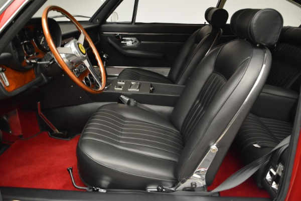 Used 1969 Ferrari 365 GT 2+2 for sale Sold at Aston Martin of Greenwich in Greenwich CT 06830 14