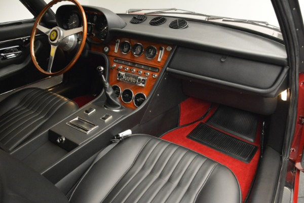 Used 1969 Ferrari 365 GT 2+2 for sale Sold at Aston Martin of Greenwich in Greenwich CT 06830 18
