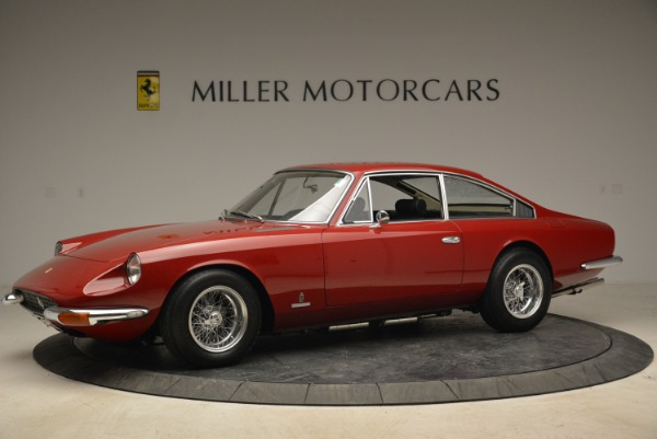 Used 1969 Ferrari 365 GT 2+2 for sale Sold at Aston Martin of Greenwich in Greenwich CT 06830 2