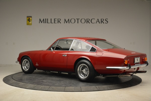 Used 1969 Ferrari 365 GT 2+2 for sale Sold at Aston Martin of Greenwich in Greenwich CT 06830 4