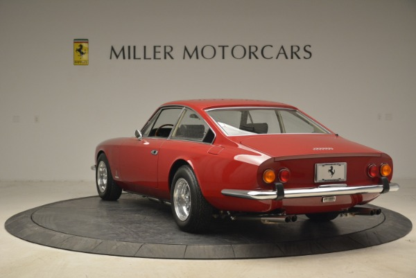Used 1969 Ferrari 365 GT 2+2 for sale Sold at Aston Martin of Greenwich in Greenwich CT 06830 5