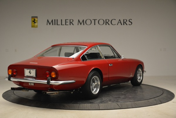 Used 1969 Ferrari 365 GT 2+2 for sale Sold at Aston Martin of Greenwich in Greenwich CT 06830 7