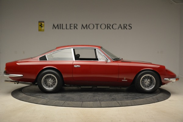 Used 1969 Ferrari 365 GT 2+2 for sale Sold at Aston Martin of Greenwich in Greenwich CT 06830 9