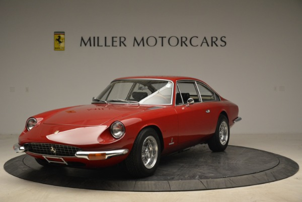 Used 1969 Ferrari 365 GT 2+2 for sale Sold at Aston Martin of Greenwich in Greenwich CT 06830 1