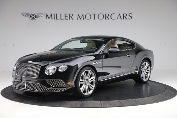 Used 2016 Bentley Continental GT W12 for sale $129,900 at Aston Martin of Greenwich in Greenwich CT 06830 2