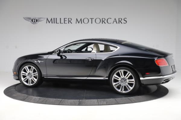 Used 2016 Bentley Continental GT W12 for sale $129,900 at Aston Martin of Greenwich in Greenwich CT 06830 4