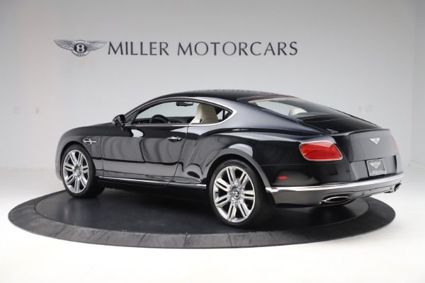 Used 2016 Bentley Continental GT W12 for sale $129,900 at Aston Martin of Greenwich in Greenwich CT 06830 5