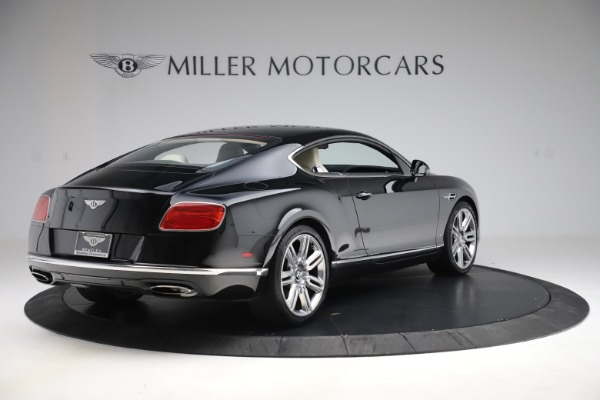 Used 2016 Bentley Continental GT W12 for sale $129,900 at Aston Martin of Greenwich in Greenwich CT 06830 8