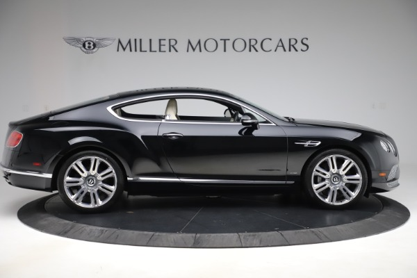 Used 2016 Bentley Continental GT W12 for sale $129,900 at Aston Martin of Greenwich in Greenwich CT 06830 9
