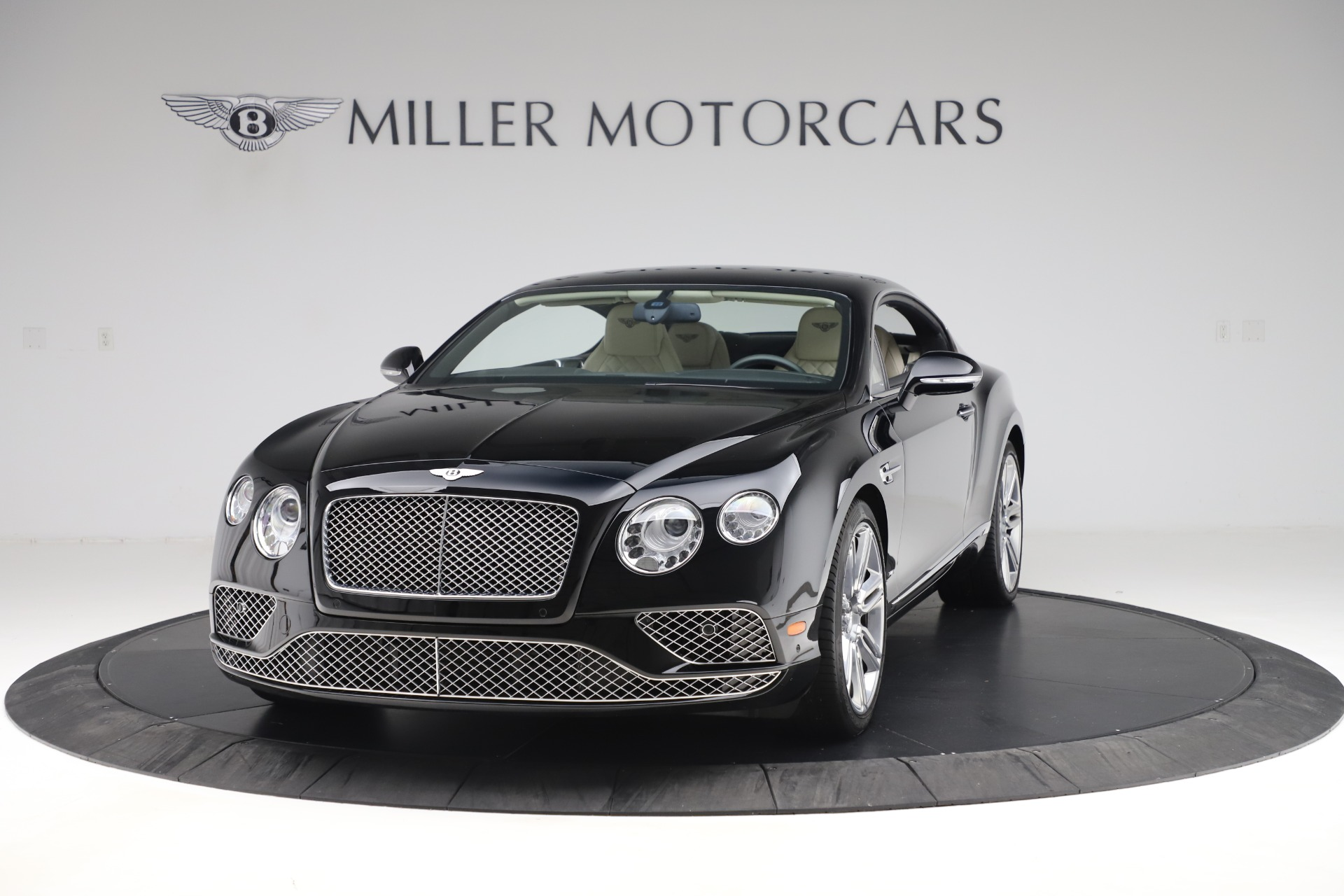 Used 2016 Bentley Continental GT W12 for sale $129,900 at Aston Martin of Greenwich in Greenwich CT 06830 1