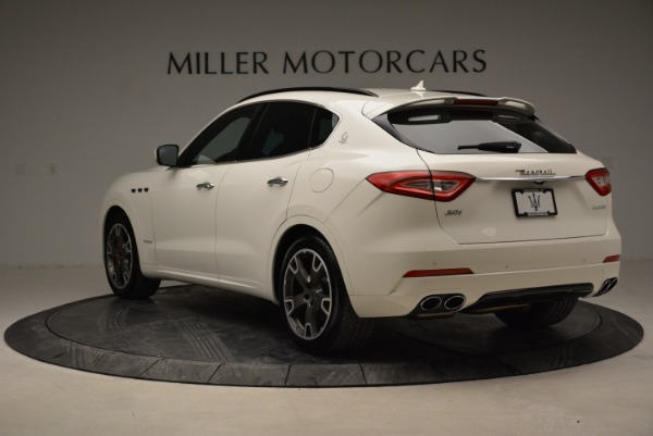 New 2018 Maserati Levante S Q4 Gransport for sale Sold at Aston Martin of Greenwich in Greenwich CT 06830 5