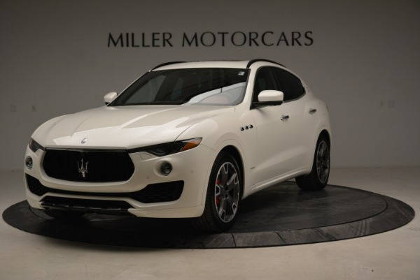 New 2018 Maserati Levante S Q4 Gransport for sale Sold at Aston Martin of Greenwich in Greenwich CT 06830 1