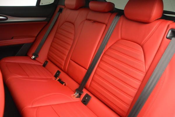 New 2018 Alfa Romeo Stelvio Ti Sport Q4 for sale Sold at Aston Martin of Greenwich in Greenwich CT 06830 21