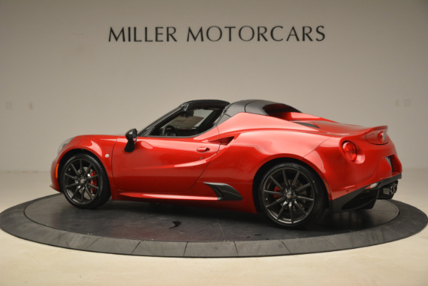 New 2018 Alfa Romeo 4C Spider for sale Sold at Aston Martin of Greenwich in Greenwich CT 06830 7