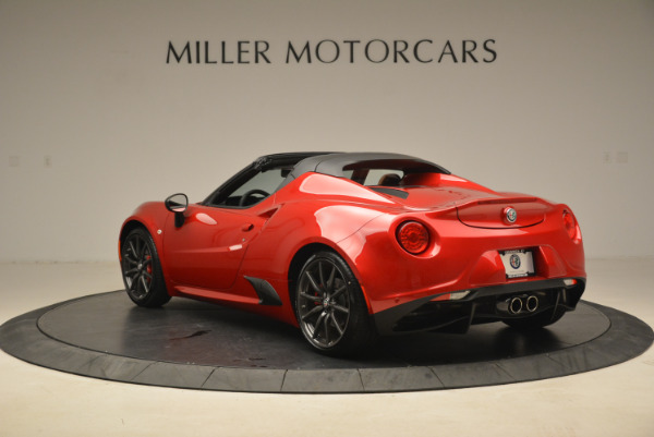 New 2018 Alfa Romeo 4C Spider for sale Sold at Aston Martin of Greenwich in Greenwich CT 06830 8