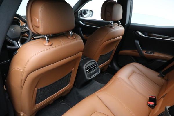 New 2018 Maserati Ghibli S Q4 for sale Sold at Aston Martin of Greenwich in Greenwich CT 06830 12