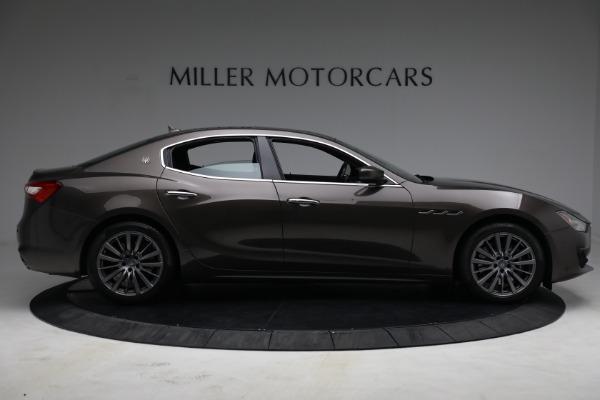 New 2018 Maserati Ghibli S Q4 for sale Sold at Aston Martin of Greenwich in Greenwich CT 06830 7