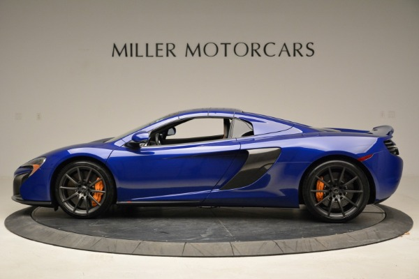 Used 2016 McLaren 650S Spider for sale Sold at Aston Martin of Greenwich in Greenwich CT 06830 16