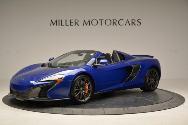 Used 2016 McLaren 650S Spider for sale Sold at Aston Martin of Greenwich in Greenwich CT 06830 2