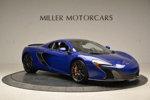 Used 2016 McLaren 650S Spider for sale Sold at Aston Martin of Greenwich in Greenwich CT 06830 21
