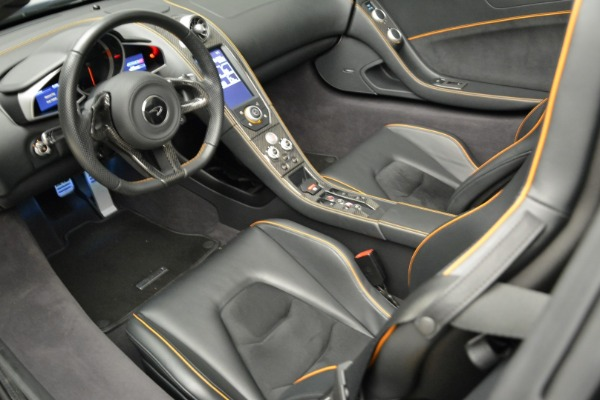 Used 2016 McLaren 650S Spider for sale Sold at Aston Martin of Greenwich in Greenwich CT 06830 24