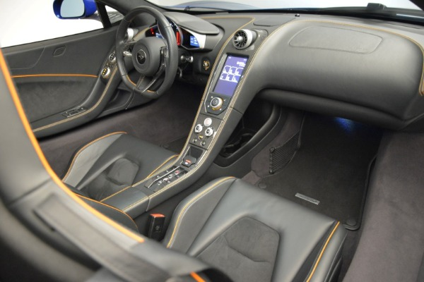 Used 2016 McLaren 650S Spider for sale Sold at Aston Martin of Greenwich in Greenwich CT 06830 26