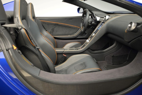 Used 2016 McLaren 650S Spider for sale Sold at Aston Martin of Greenwich in Greenwich CT 06830 27
