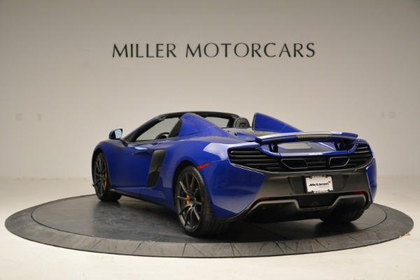 Used 2016 McLaren 650S Spider for sale Sold at Aston Martin of Greenwich in Greenwich CT 06830 5