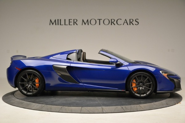 Used 2016 McLaren 650S Spider for sale Sold at Aston Martin of Greenwich in Greenwich CT 06830 9