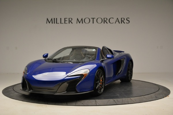 Used 2016 McLaren 650S Spider for sale Sold at Aston Martin of Greenwich in Greenwich CT 06830 1