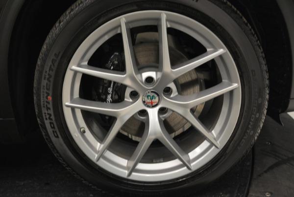 New 2018 Alfa Romeo Stelvio Ti Q4 for sale Sold at Aston Martin of Greenwich in Greenwich CT 06830 25
