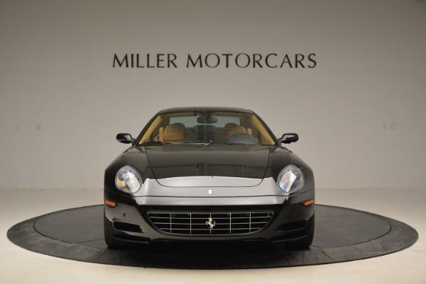 Used 2008 Ferrari 612 Scaglietti OTO for sale Sold at Aston Martin of Greenwich in Greenwich CT 06830 12