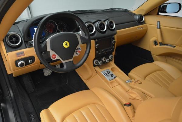 Used 2008 Ferrari 612 Scaglietti OTO for sale Sold at Aston Martin of Greenwich in Greenwich CT 06830 13