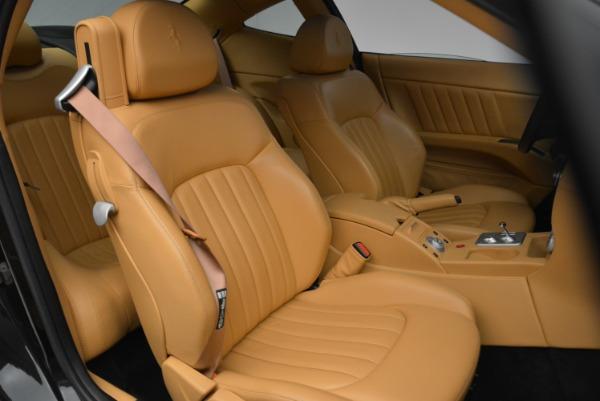Used 2008 Ferrari 612 Scaglietti OTO for sale Sold at Aston Martin of Greenwich in Greenwich CT 06830 20