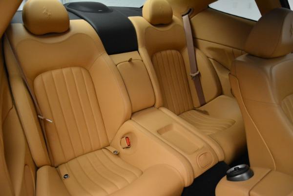Used 2008 Ferrari 612 Scaglietti OTO for sale Sold at Aston Martin of Greenwich in Greenwich CT 06830 21